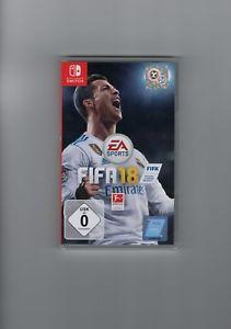 Fifa 18 - Nintendo Switch (eBay)