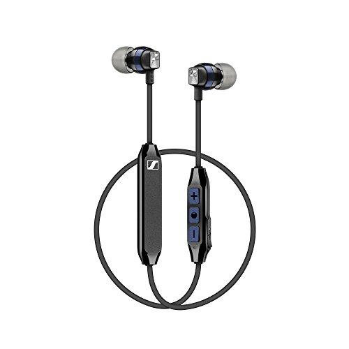 Sennheiser CX 6.00BT In-Ear-Wireless-Kopfhörer Schwarz/Blau