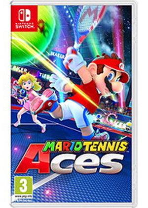 Mario Tennis Aces (Switch) für 46,35€ (Base.com)