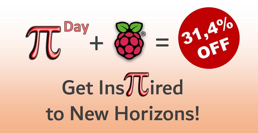 31 % Rabatt auf Exagear Desktop (x86 Emulator für Raspberry PI) zum PI-Day