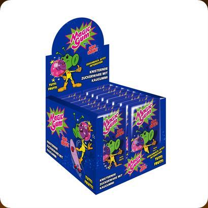 Magic Gum  Blau 50 Stk.