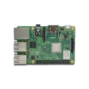 Raspberry Pi 3 Model B+ 1,4 GHz 64Bit Quad Core