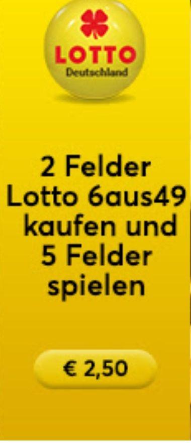 Lottopalace.com bestandskunden 2 FelderLotto 6aus49 kaufen und 5Felder spielen!