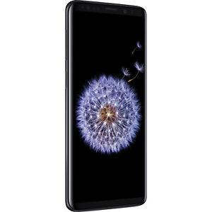 Samsung Galaxy S9 G960FD Dual LTE 64GB Midnight Black aus Frankreich