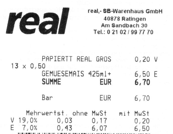 [real, eventuell lokal Ratingen] Bonduelle Goldmais 410g Vorteilsdose
