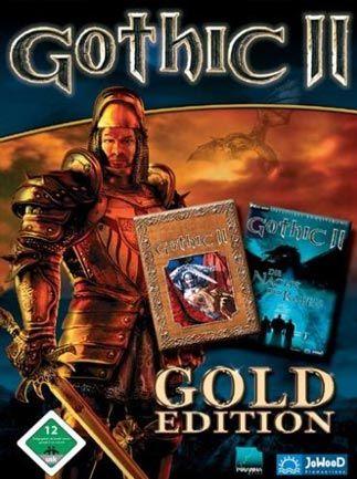 [G2A] Gothic II: Gold Edition Steam Key für 1,27€