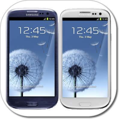 Galaxy S3 (weiß o. blau) finanziert: 20€ / Monat -  2 Jahre lang @congstar  [Deal ? - 539,99€]