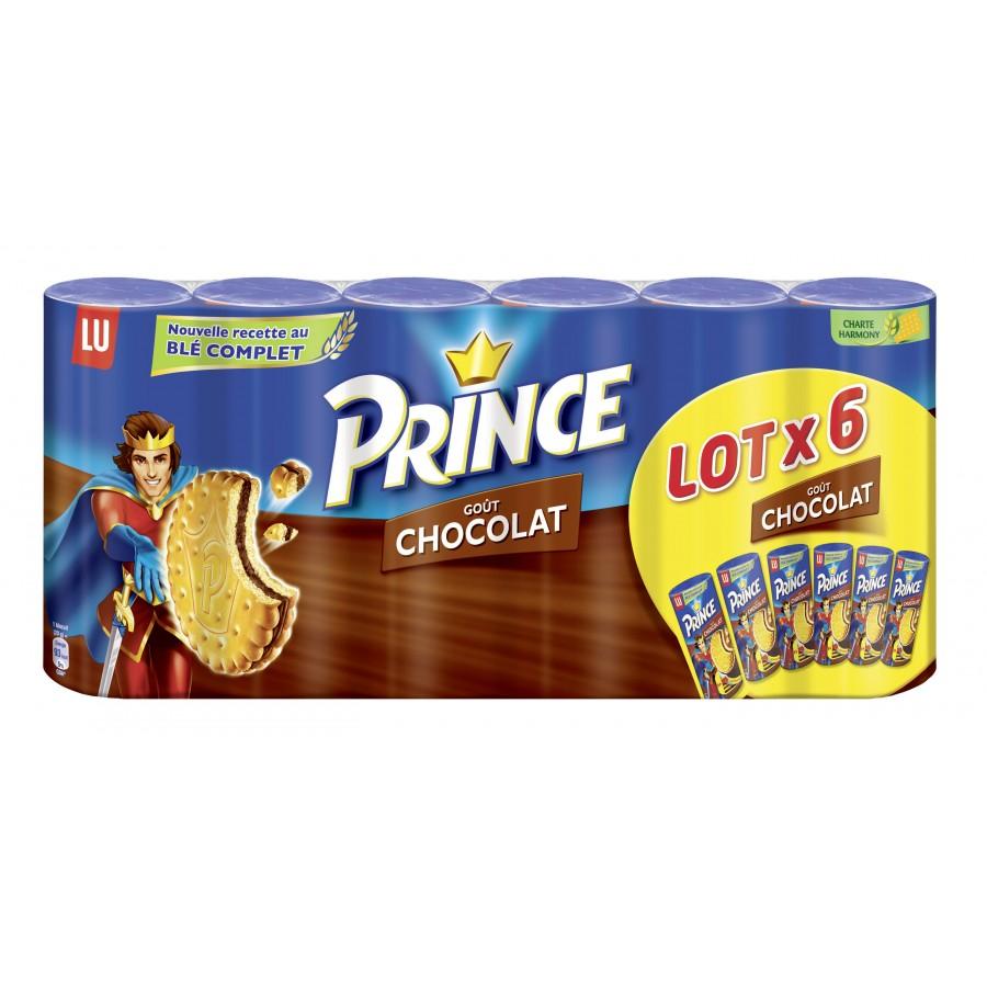 [Grenzgänger FR] Prince Prinzenrolle  de Beukelaer LU  6 x  300g= 1.8kg nur 4,48 -   2,49€ pro Kilo