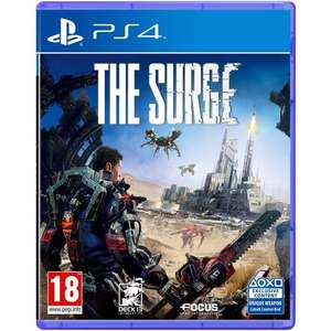 The Surge (PS4) für 13,92€  & (Xbox One) für 10,71€ (MyMemory)