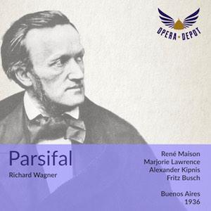 """[Opera Depot] """"Parsifal"""" (historische Aufnahme) unter Fritz Busch als Gratis-Download"""