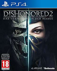 Dishonored 2: D1-Edition (PS4) für 12,89€ [Gameware]