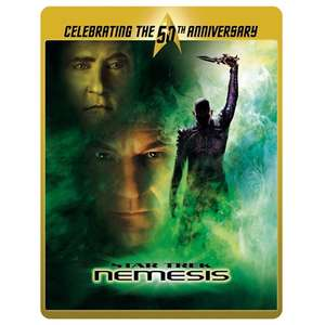 Star Trek 10 - Nemesis - Limited Edition Steelbook (Blu-ray) für 5,20€