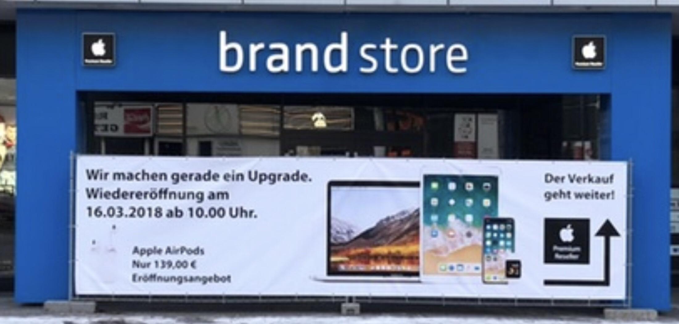 AirPods Brand Store ( Lokal Bielefeld) - mydealz.de