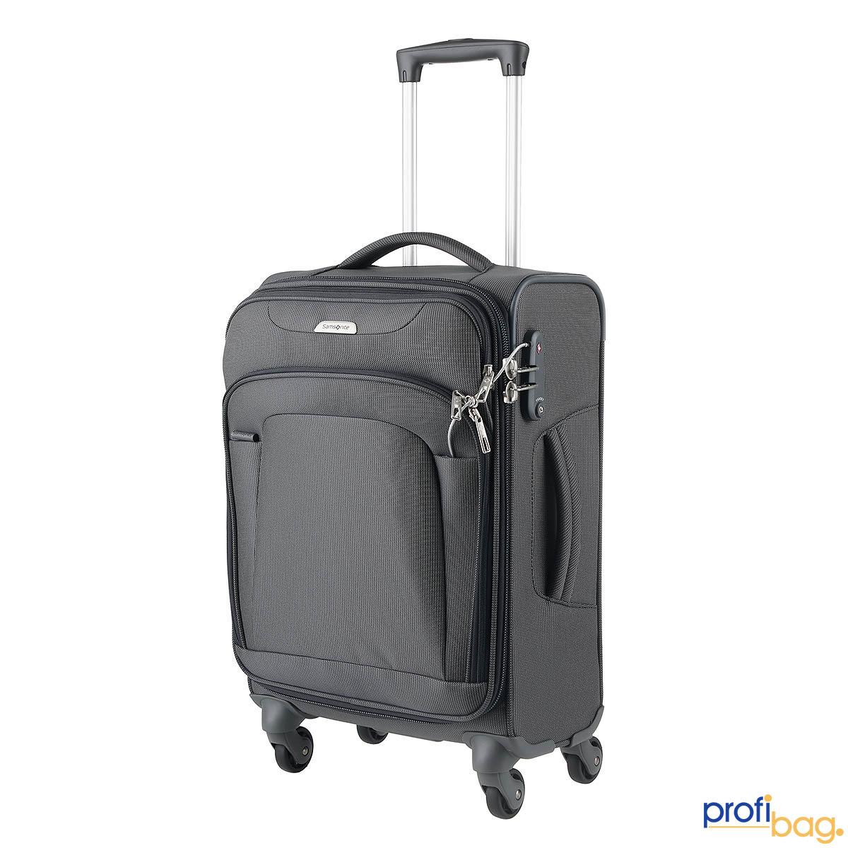 Samsonite New Spark Spinner Trolley 55cm für 124€ - Koffer/Taschen