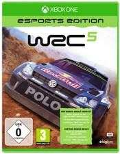 WRC 5 - eSport Edition Xbox One