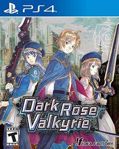 Dark Rose Valkyrie (PS4) für 23,69€ (Amazon.com)