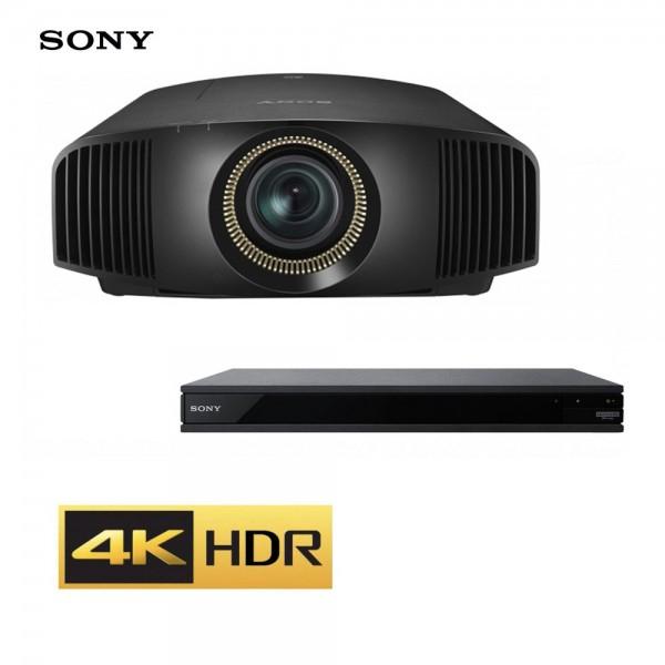 [Bundle] Sony X1000ES (4k/UHD BD Player) Gratis beim Kauf eines Sony 4k Beamers (VW260, VW360 oder VW550)
