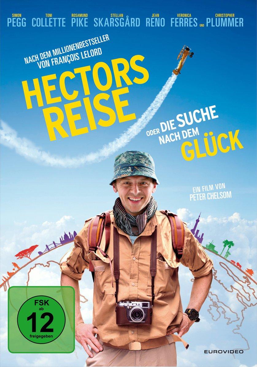 Hectors Reise (DVD oder Blu-ray) im Videobuster.de - Online-Shop
