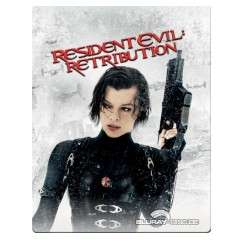 Resident Evil 5: Retribution - Steelbook (Blu-ray 3D + Blu-ray) (OT) für 5,99€ (Shop4de)