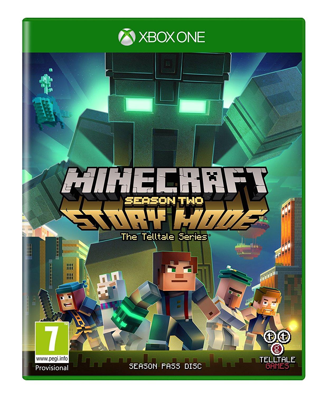 Minecraft: Story Mode - Staffel Zwei (Xbox One) für 15,20€ (Amazon.it)
