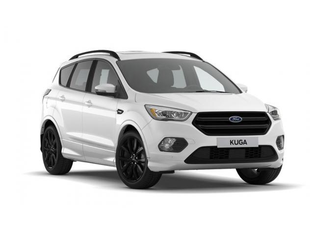 (Gewerbe-Leasing) 199€ - Ford Kuga ST-Line 182PS Vollausstattung AWD Automatik