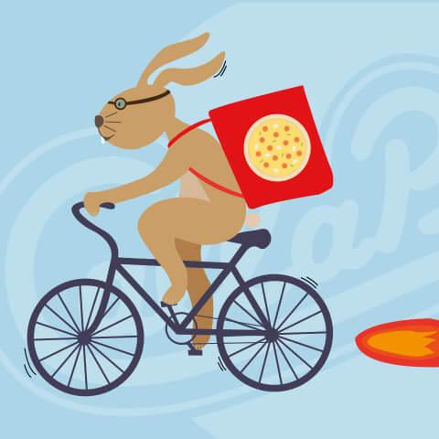 Call a Pizza - Dein Wunschprodukt für 1,00 € ( Mindestbestellwert 12,00 €)