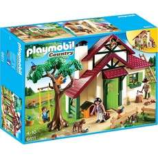 [alternate] PLAYMOBIL 6811 Forsthaus, Konstruktionsspielzeug