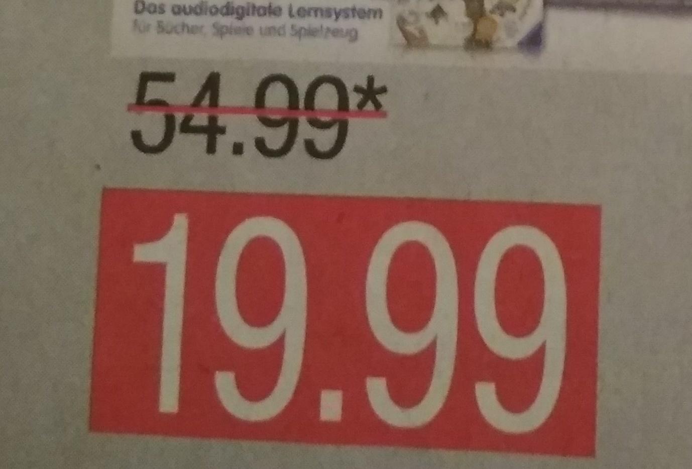[Marktkauf-Lokal] Tiptoi Starter Set - Stift mit Jahreszeiten Buch für 19,99€