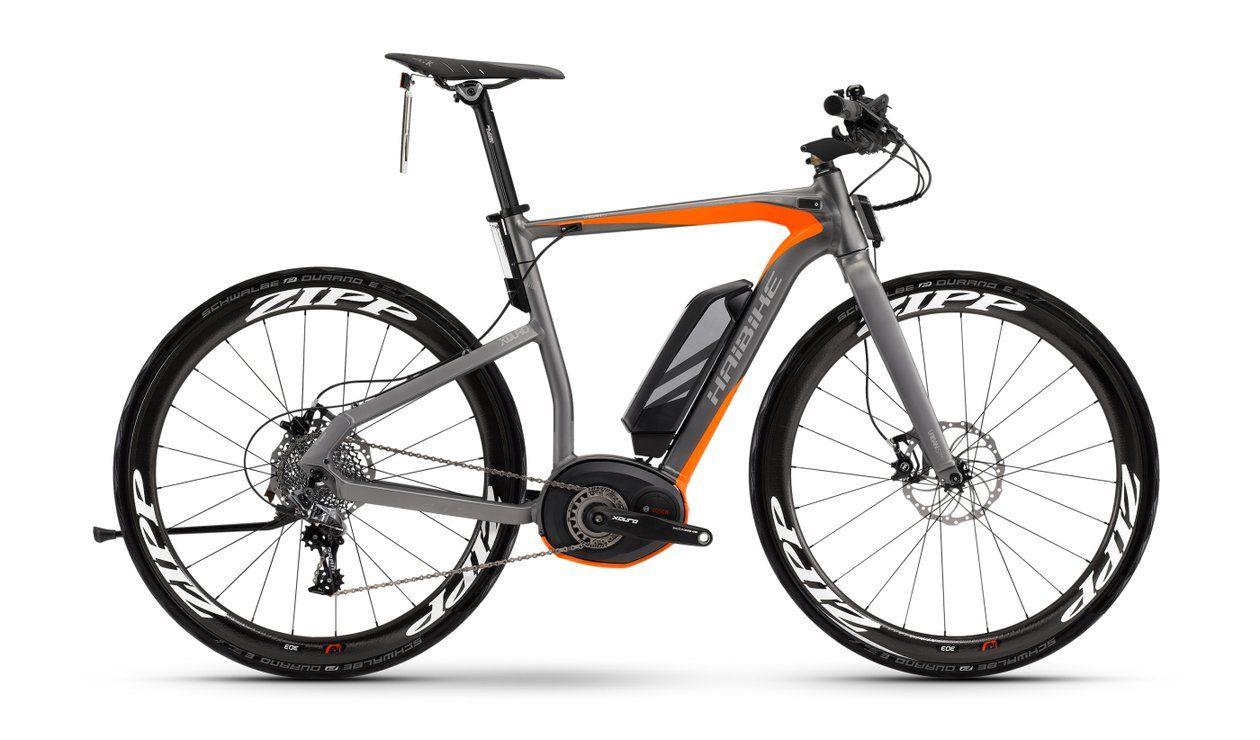 Haibike XDURO Urban S PRO - 2016 - 28 Ebike 45km/h Fahrrad