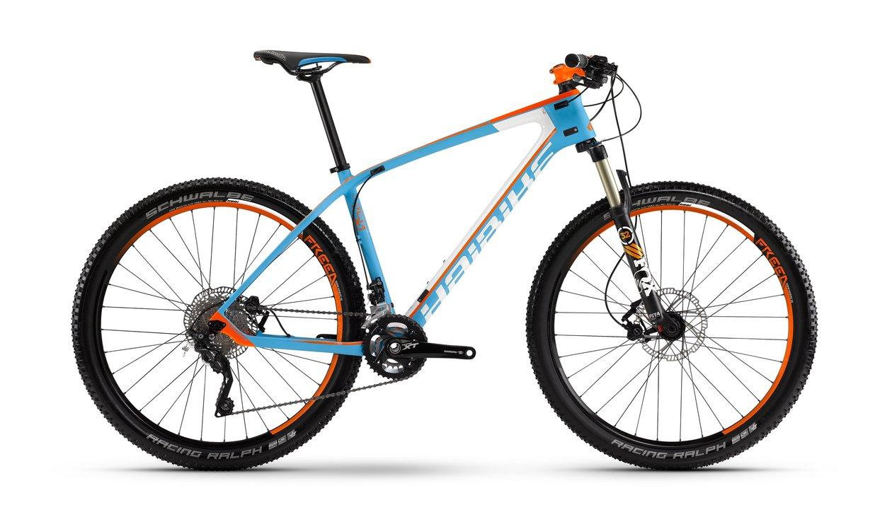 Haibike Freed  27,5 Zoll 10,9 kg Shimano XT Carbon Monocoque für 899 Euro [Fahrrad XXL]