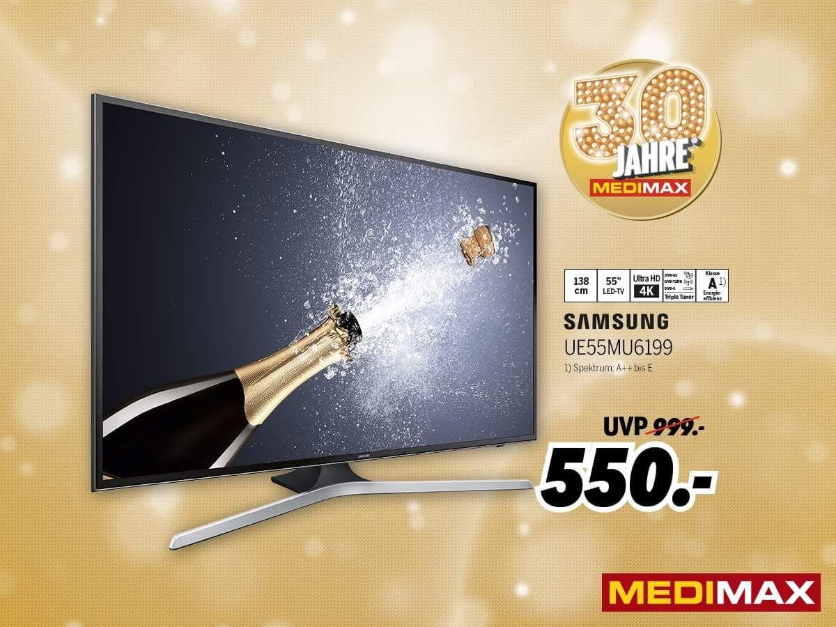 [LOKAL MEDIMAX DORTMUND] Samsung 55MU6199