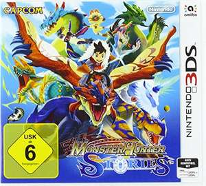 Monster Hunter Stories (3DS) für 19,97€ (Amazon Prime)
