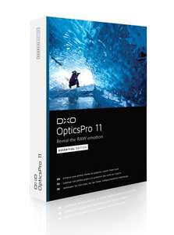 DxO OpticsPro 11 Essential für Mac und Windows kostenlos