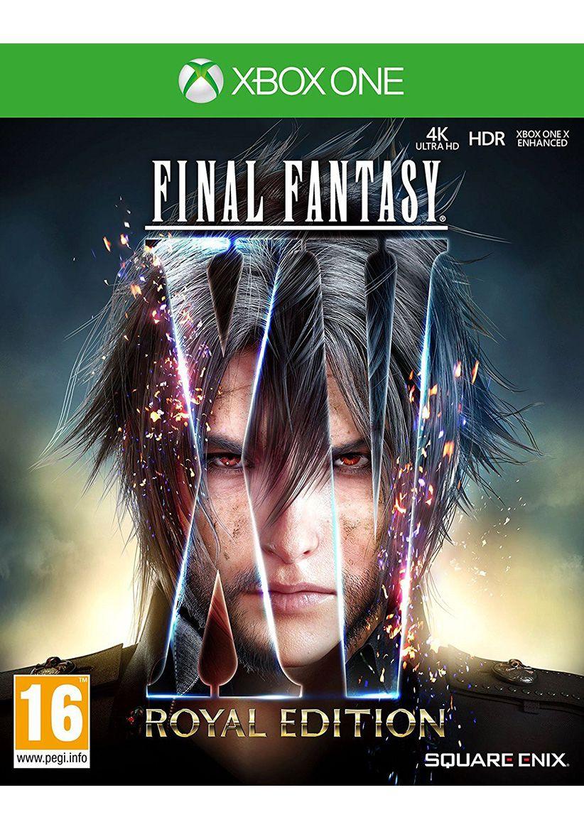 Final Fantasy XV Royal Edition (Xbox One) für 31,03€ & (PS4) für 33,85€ (SimplyGames)