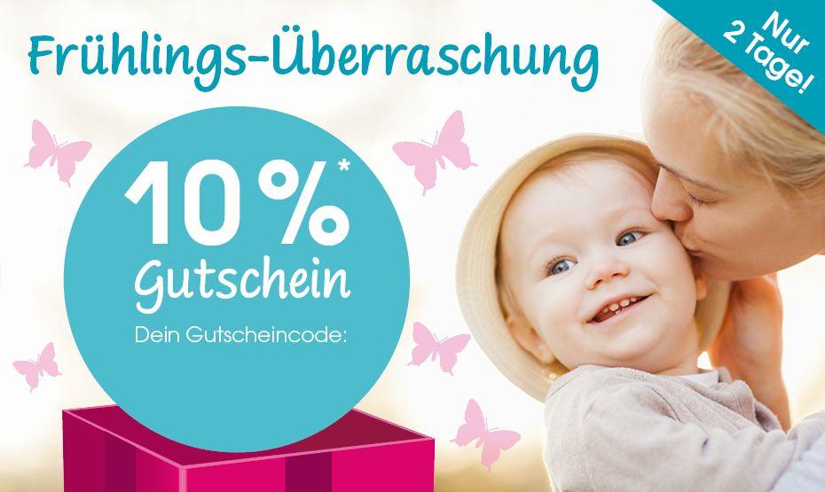 [Online] 10% babymarkt.de Gutschein