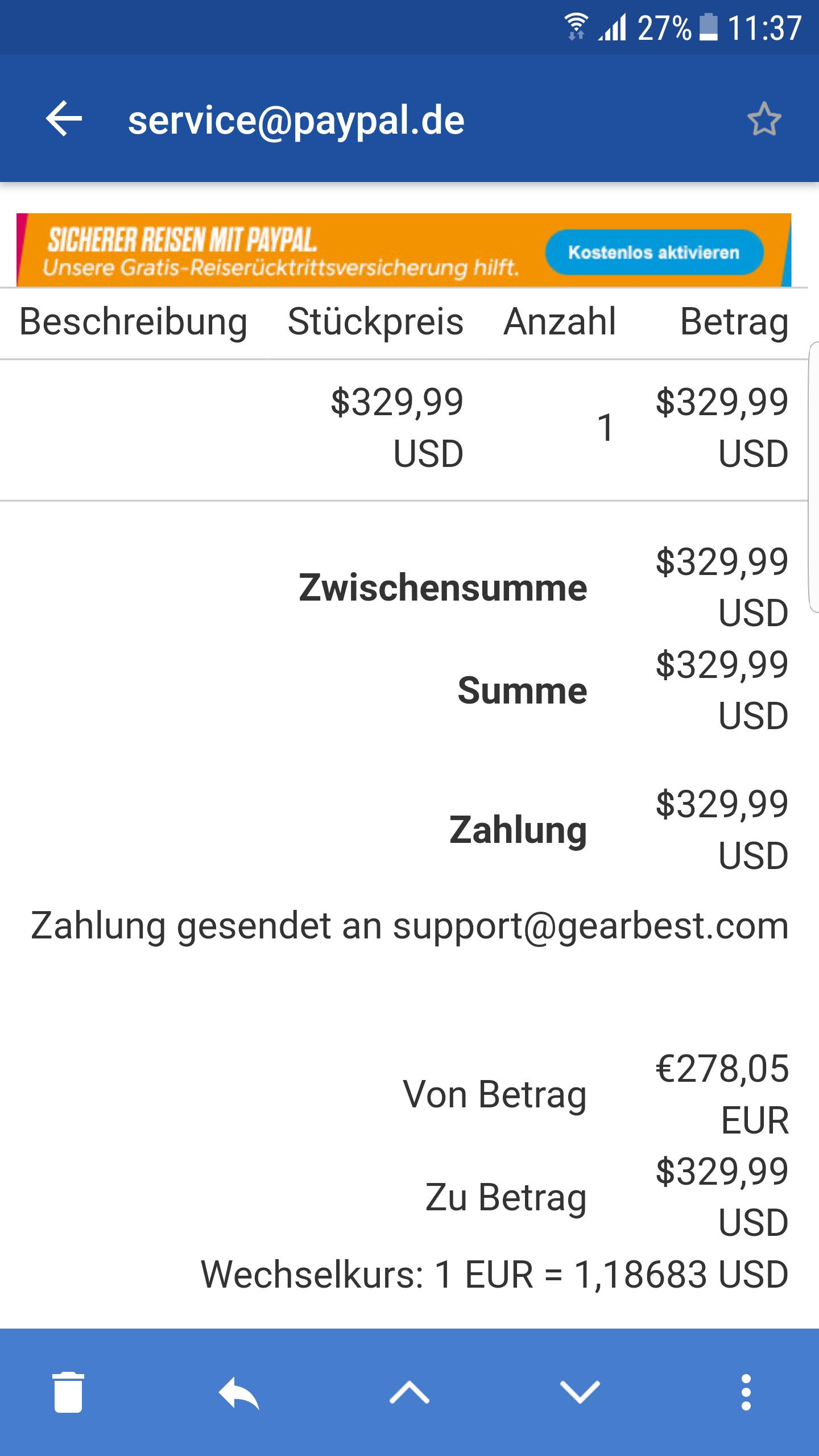 Xiaomi Mi Robot Vacuum (1.Gen) EU Lager