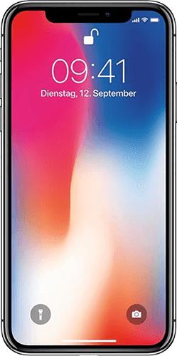 iPhone X mit Vodafone Smart XL, 6GB,