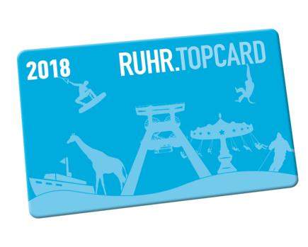 Ruhrtopcard 2018: Gratis in den Freizeitpark beim Kauf vom 01.04. - 30.04.18, z. B. Moviepark