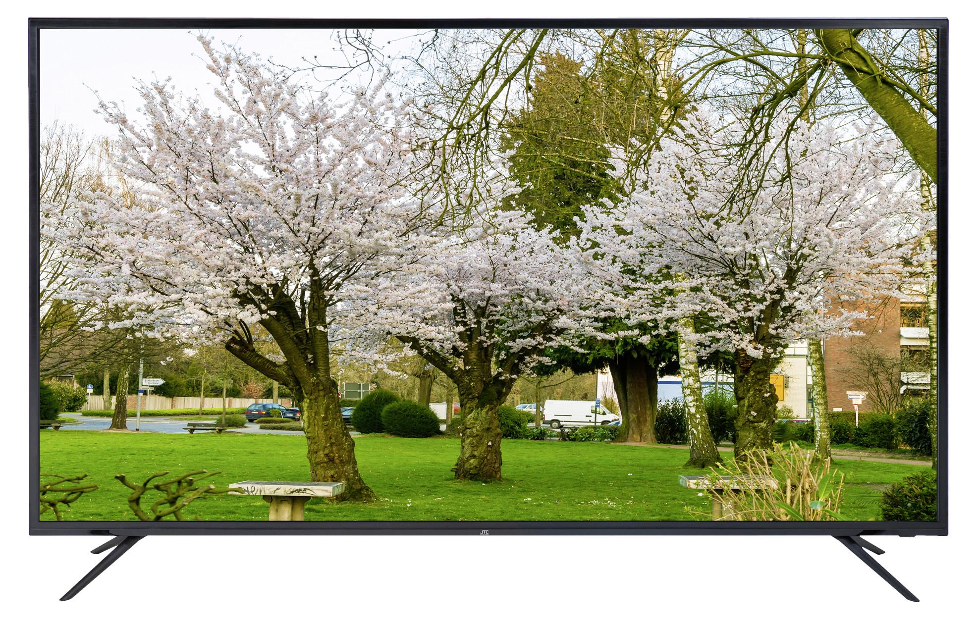 [Real Offline] JTC Full HD LED TV 139cm (55 Zoll) Atlantis 5.5 FHD, Triple Tuner,