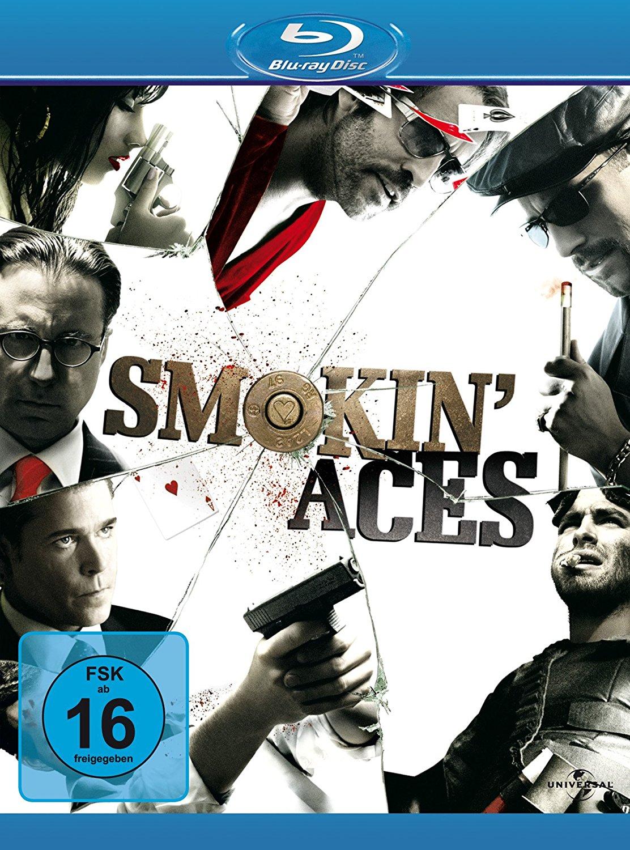 Smokin' Aces (Blu-ray) für 3,97€ & Men in Black 3 (Blu-ray) für 3,98€ & jOBS - Die Erfolgsstory von Steve Jobs (Blu-ray) für 3,66€ (Dodax)
