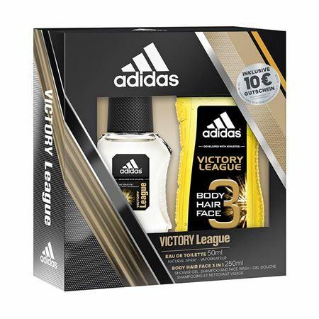 (LOKAL Thomas Philipps) Adidas Victory League Geschenk Set inklusive 10€ Gutschein für den Adidas Onlineshop ab 19.03.