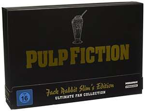 Pulp Fiction - Jack Rabbit Slim's Edition - Ultimate Fan Collection und Tarantino XX: 20 Years of Filmmaking für 50€