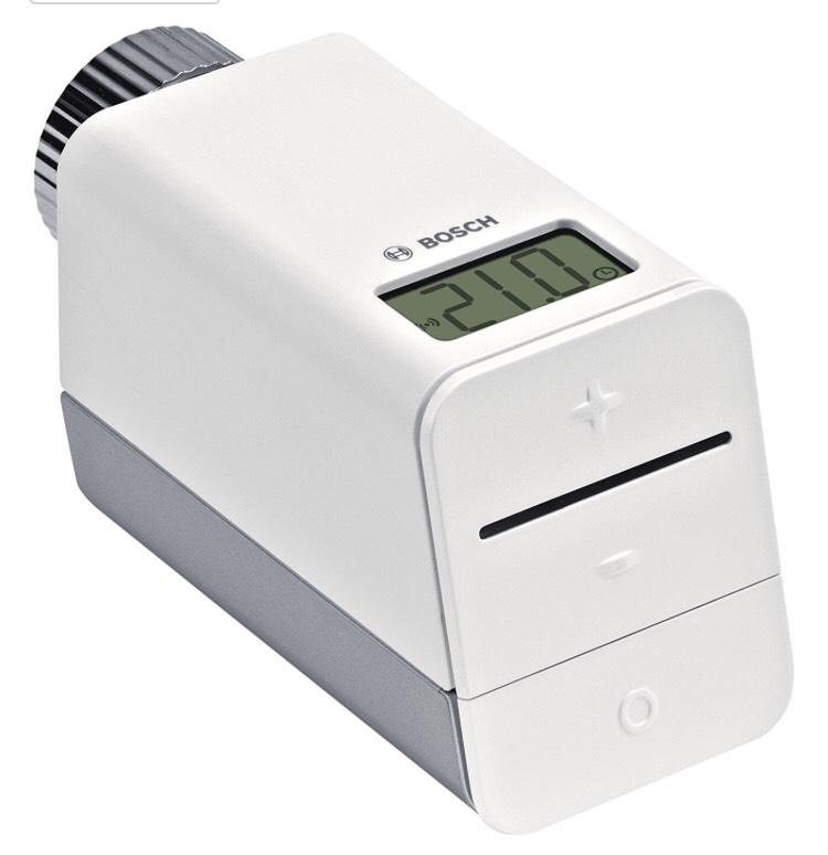 Bosch Smart Home Heizkörper-Thermostat mit App-Funktion bei Amazon