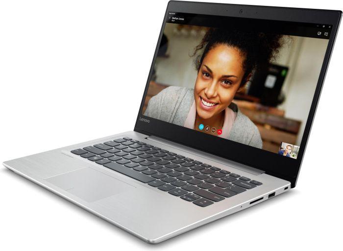 """Lenovo Ideapad 320S-14IKB mit Pentium 4415U, 8GB RAM, 128GB SSD, 14"""" Full-HD IPS, Win 10, 1,5kg, ~ 7h Akkulaufzeit"""