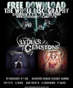 LYDIA'S GEMSTONE: gesamte Discography als Gratis-Download