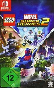 Lego Marvel Super Heroes 2 (Switch) für 34,97€ (Amazon)