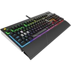Corsair STRAFE Gaming RGB, Tastatur (schwarz, MX Red)