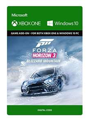 Forza Horizon 3: Blizzard Mountain DLC (Xbox One/PC Download Code) & Forza Horizon 3: Hot Wheels DLC für je 5,66€ & Forza Horizon 3 Ultimate Edition für 29,52€ (Amazon UK)