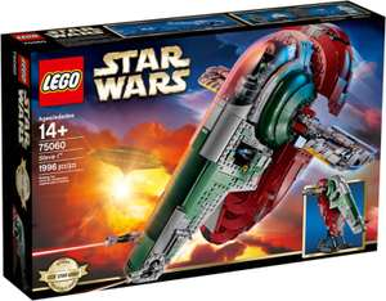 LEGO Star Wars 75060 UCS Slave I bei Toysrus