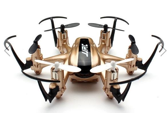 [Bangood] JJRC H20 Nano Hexacopter (Gold) Versand aus CN
